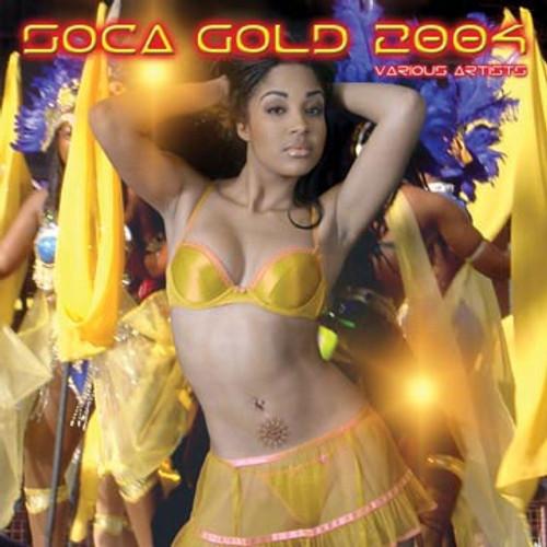 Soca Gold 2004 - Various Artists (LP)