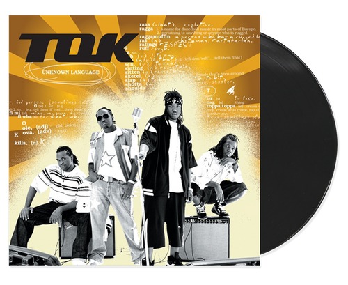 Unknown Language - T.o.k. (LP)