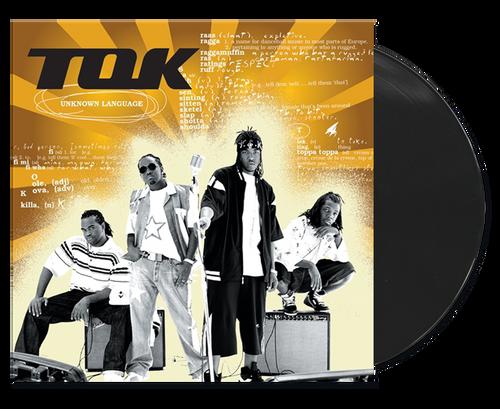 Unknown Language - T.o.k. (LP)