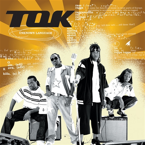 Unknown Language - T.o.k.
