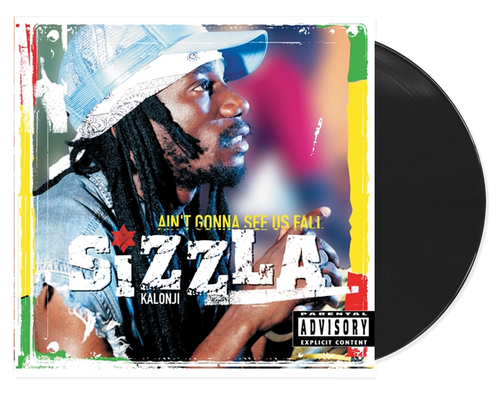 Ain't Gonna See Us Fall - Sizzla (LP)