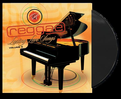 Reggae Lasting Love Songs Vol 5 - Various Artists (LP)