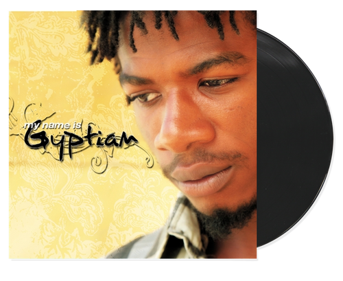 My Name Is Gyptian - Gyptian (LP)