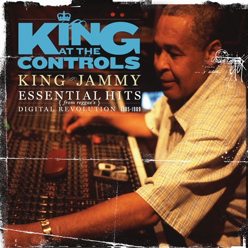 King At The Controls (Essential Hits) Bonus Dvd - King Jammy