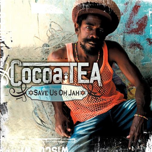 Save Us Oh Jah - Cocoa Tea (LP)