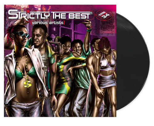 Strictly The Best Vol 34 - Various Artists (LP)