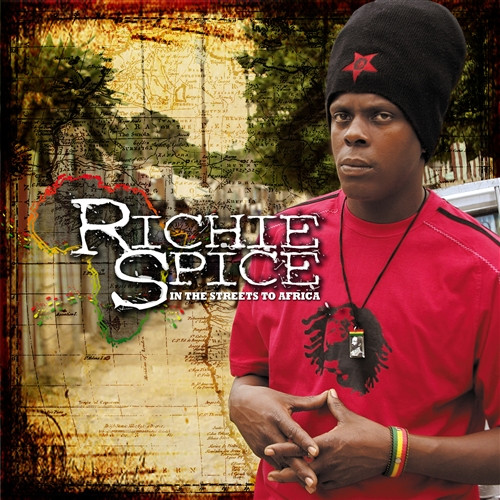 Deluxe Edition In The Streets To Africa (Cd/dvd) - Richie Spice