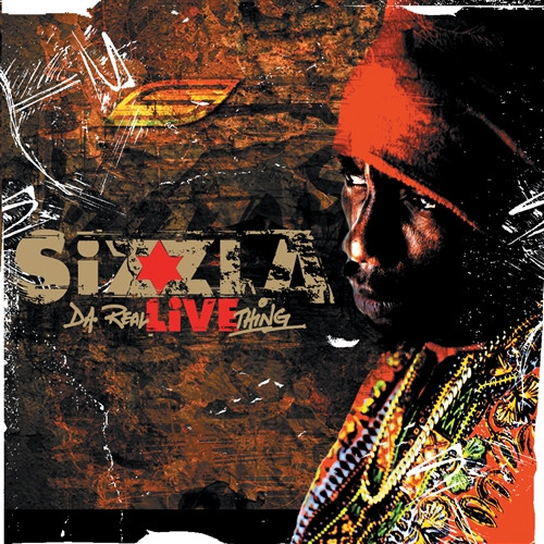 Da Real Live Thing (Cd/dvd) - Sizzla