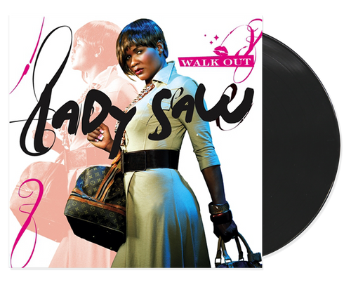 Walk Out - Lady Saw (LP)