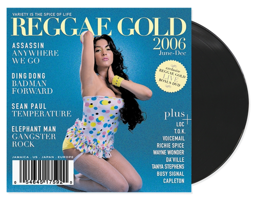 Reggae Gold 2006 - Various Artists (LP)