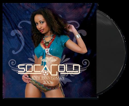 Soca Gold 2006 - Various Artists (LP)