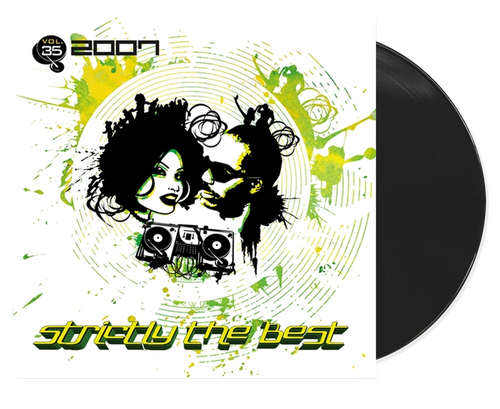 Strictly The Best Vol 35 - Various Artists (LP)