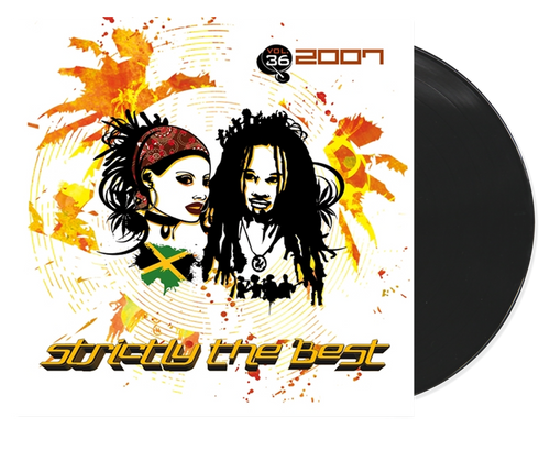 Strictly The Best Vol 36 - Various Artists (LP)