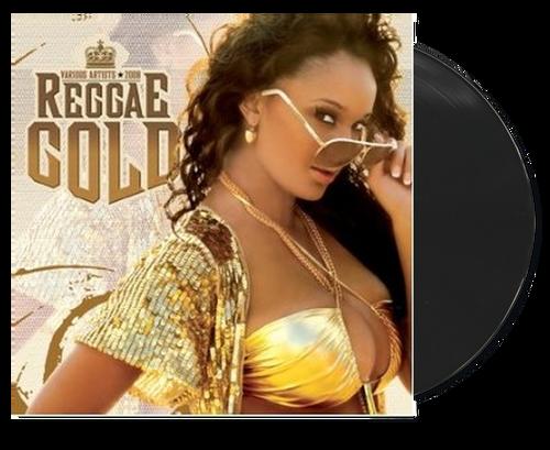 Reggae Gold 2008 - Various Artists (LP)