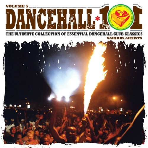 Dancehall 101 Vol.5 - Various Artists