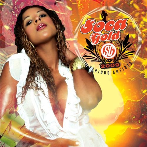 Soca Gold 2009 (Bonus Dvd) - Various Artists