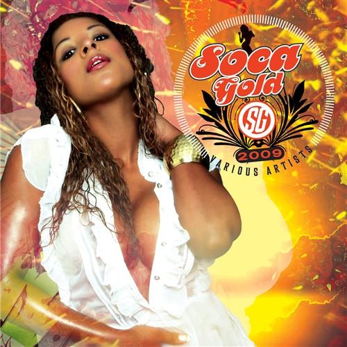 Soca Gold 2009 (Bonus Dvd) - Various Artists