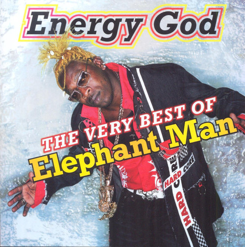 Energy God - The Very Best Of - Elephant Man