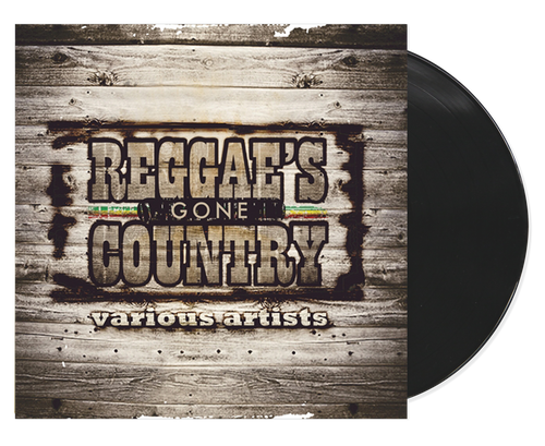 Reggae's Gone Country - Various Artists (LP)