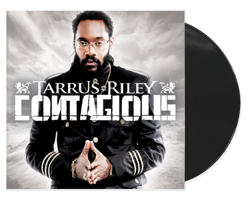 Contagious - Tarrus Riley (LP)