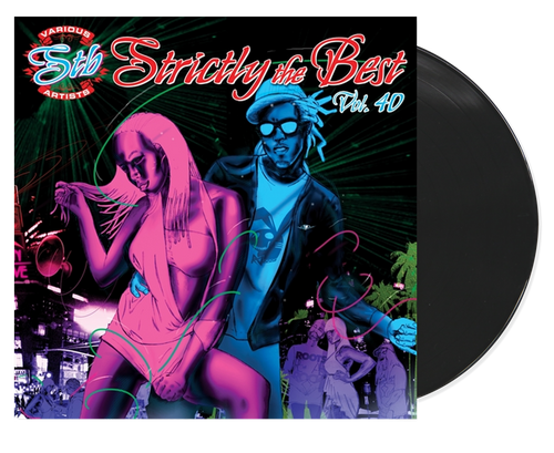 Strictly The Best Vol 40 - Various Artists (LP)