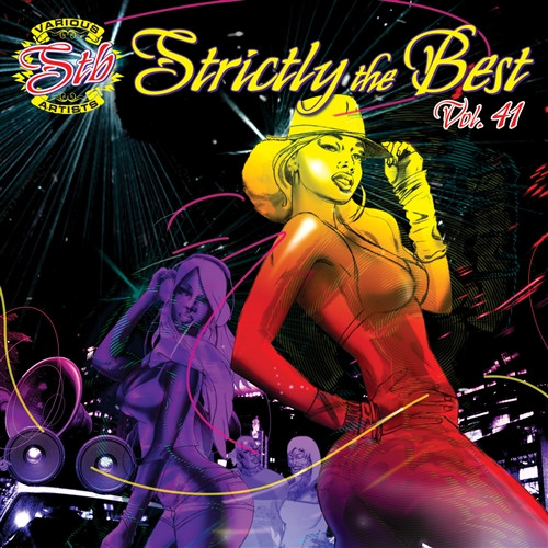 Strictly The Best Vol.41 - Various Artists (LP)