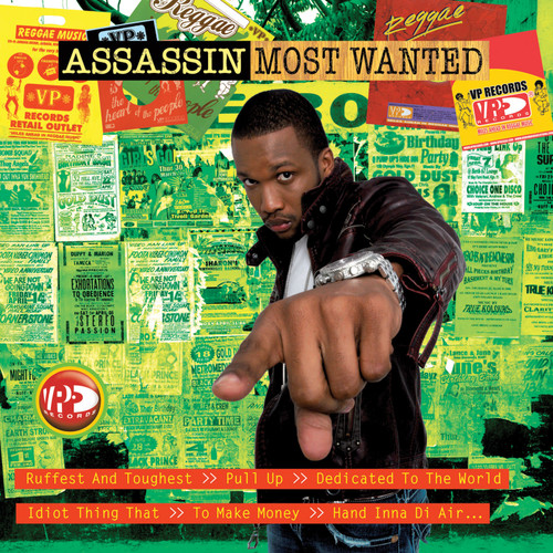 Most Wanted Assassin - Assassin