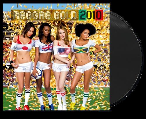 Reggae Gold 2010 - Various Artists (LP)
