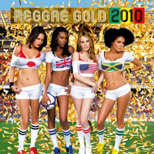 Reggae Gold 2010 (Bonus Dj Mix Disc) - Various Artists