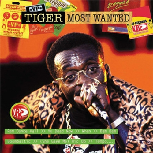 Most Wanted Tiger - Tiger