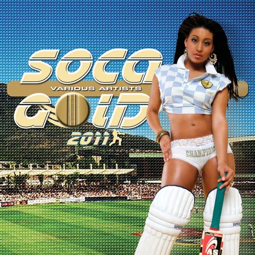 Soca Gold 2011 (Cd/dvd) - Various Artists