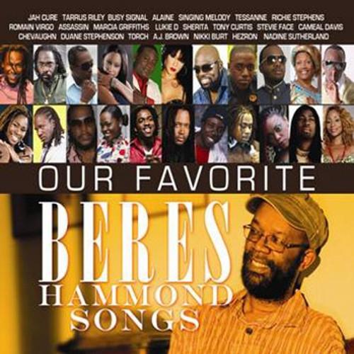 Our Favorite Beres Hammond Songs - Various Artists (LP)