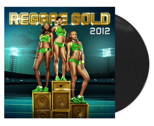 Reggae Gold 2012 - Various Artists (LP)