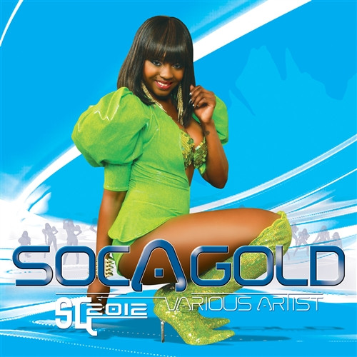 Soca Gold 2012 (Cd/dvd) - Various Artists