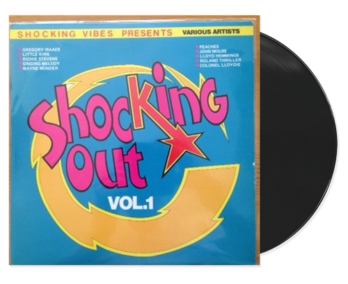 Shocking Out 1 - Various Artists (LP)