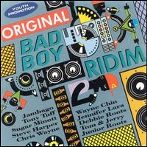 Original Bad Boy - Various Artists (LP)