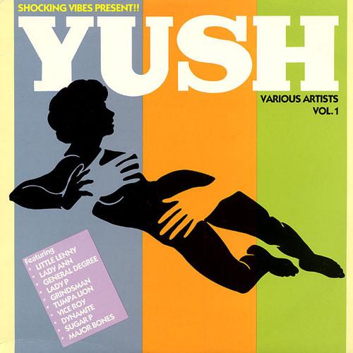 Yush Vol. 1 - Various Artists (LP)
