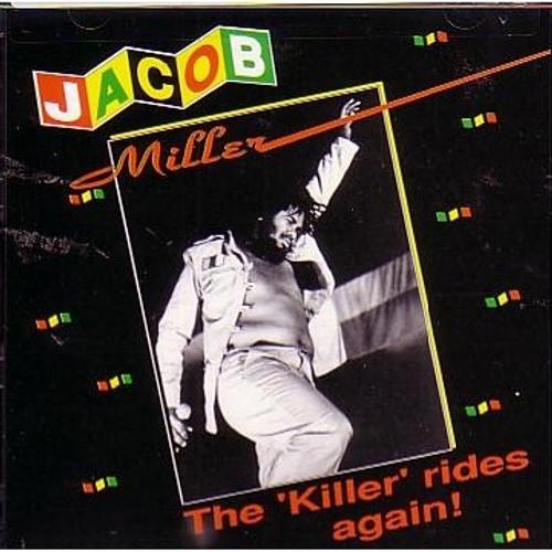Killer Rides Again - Jacob Miller (LP)