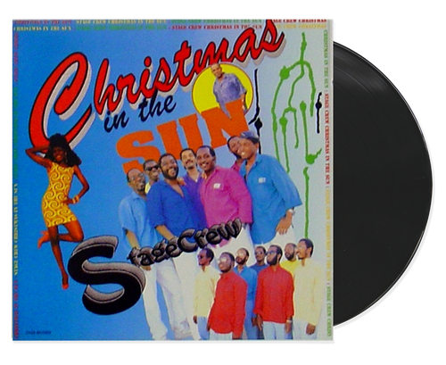 Christmas In The Sun - Fab 5 (LP)