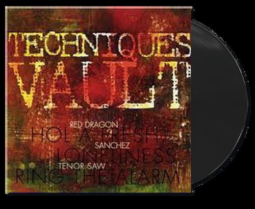 Techniques Vault - Various Artists (LP)