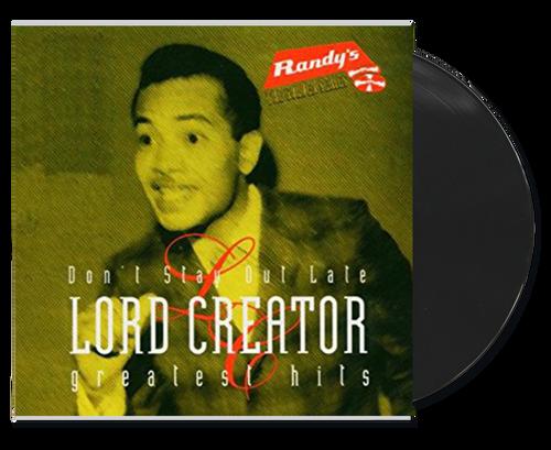 Greatest Hits - Lord Creator (LP)