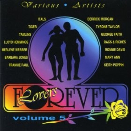 Lovers Forever Vol.5 - Various Artists (LP)