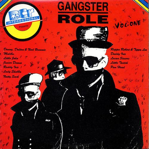 Gangster Role - Various Artists (lp)