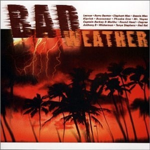 Bad Weather - Various Artists (LP)
