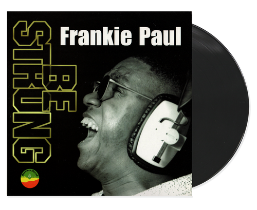 Be Strong - Frankie Paul (LP)