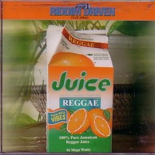 Juice - Riddim Driven - Various Artists (LP)