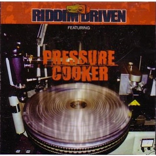 Pressure Cooker - Riddim Driven - Various Artists (LP)