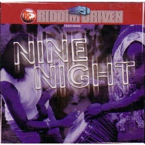 Nine Night - Riddim Driven - Various Artists (LP)