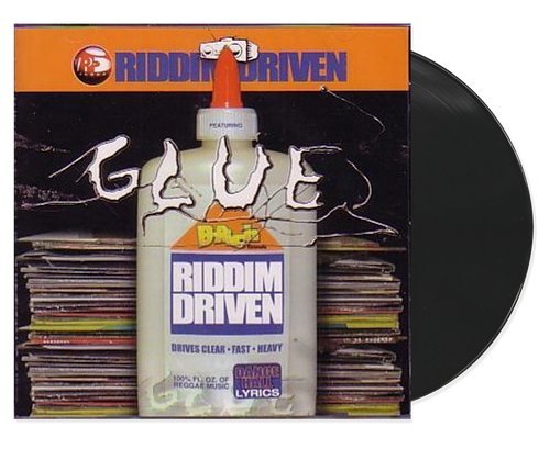 Glue - Riddim Driven - Various Artists (LP)