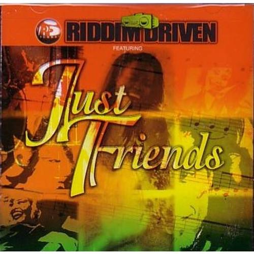 Just Friends - Riddim Driven - Various Artists (LP)